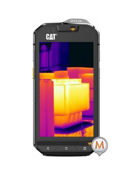 Téléphone mobile Caterpillar Caterpillar CAT S60 Dual SIM Noir