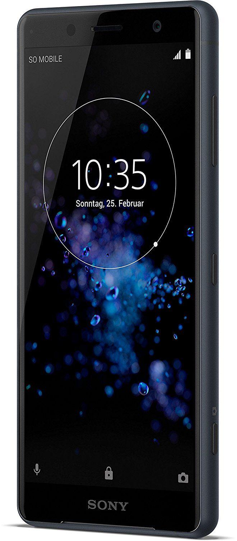 Téléphone mobile Sony Sony XPERIA XZ2 Compact 64 Go Noir double sim