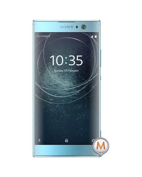 Téléphone mobile Sony Sony Xperia XA2 SS bleue débloqué logiciel original