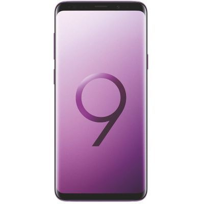 Téléphone mobile Samsung Samsung Galaxy S9+ Dual-SIM SM-G9650/DS 64 GO lilas pourpre