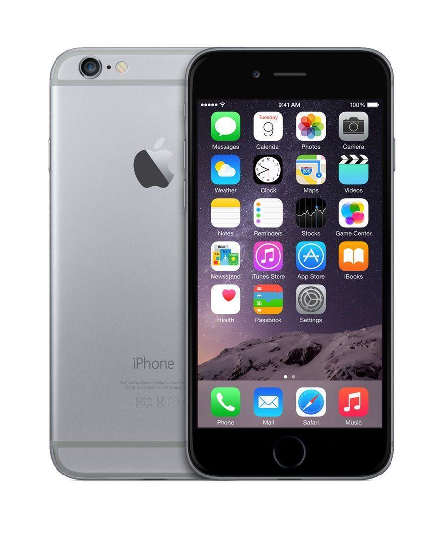 Téléphone mobile Apple Apple iPhone 6 16 Go  Gris Sidéral Reconditionné