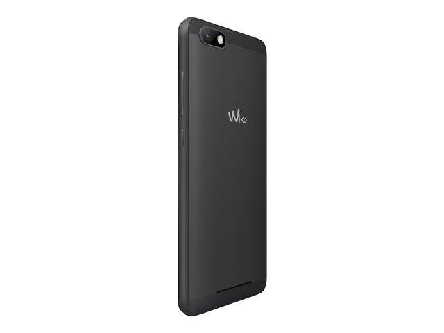 Téléphone mobile Wiko Wiko LENNY 3 16 Go Double SIM Noir
