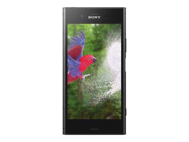 Téléphone mobile Sony Sony XPERIA XZ1 64 Go Noir