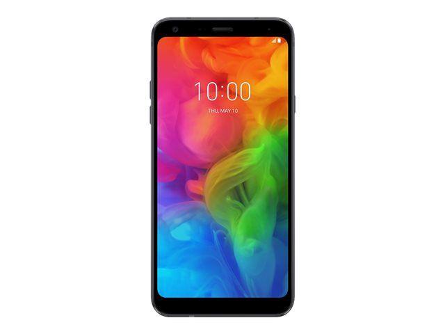 Téléphone mobile Lg Electronics LG Q7 LMQ610EM 32 Go Noir aurore