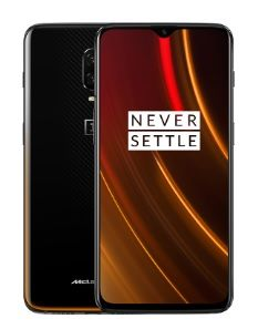 Téléphone mobile Oneplus OnePlus 6T McLaren 256 Go Double SIM Speed Orange RAM 10 Go
