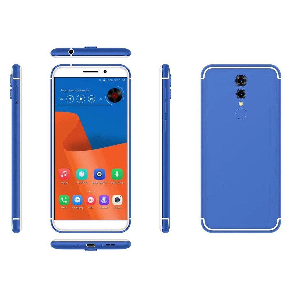 Téléphone mobile Générique 1 + 16G débloqué 4G Smartphone HD Android Phone portable pour Straight Talk ATT TMobile