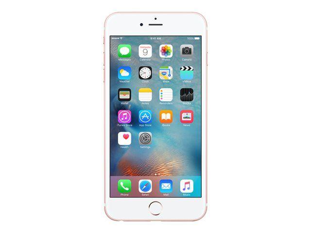 Téléphone mobile Apple Apple iPhone 6s 16 Go Rose gold