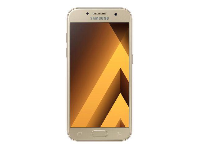 Téléphone mobile Samsung Samsung Galaxy A3 (2017) 16 Go Sable doré