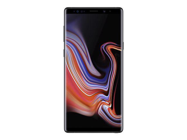 Téléphone mobile Samsung Samsung Galaxy Note9 Double SIM 128 Go Noir - Version française