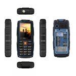 4 pouces téléphone auxiliaire pour vieillards étudiant et les personnes âgées 3000MAH V3 IP68 étanche à la poussière